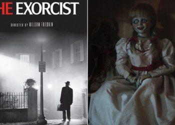 Cinco películas de terror que fueron basadas en hechos reales