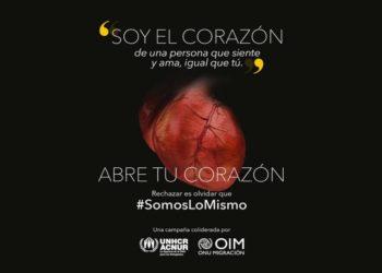 «Rechazar es olvidar» le dice ACNUR a los panameños