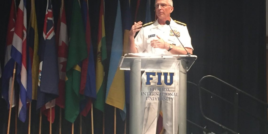 Comando Sur EEUU Craig Faller