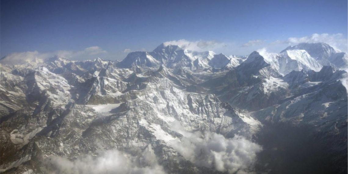 Monte Everest. Foto: EFE