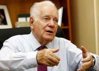 El presidente del Centro de Políticas Públicas (Ifedec), Eduardo Fernández.