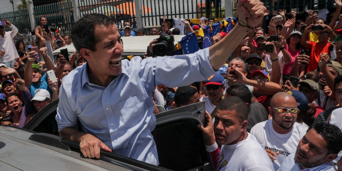 Juan Guaidó AN