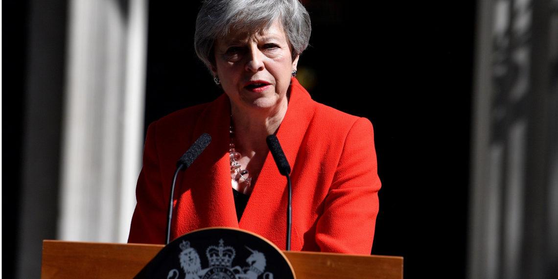 Theresa May, primera Ministra del Reino Unido. Foto: EFE.