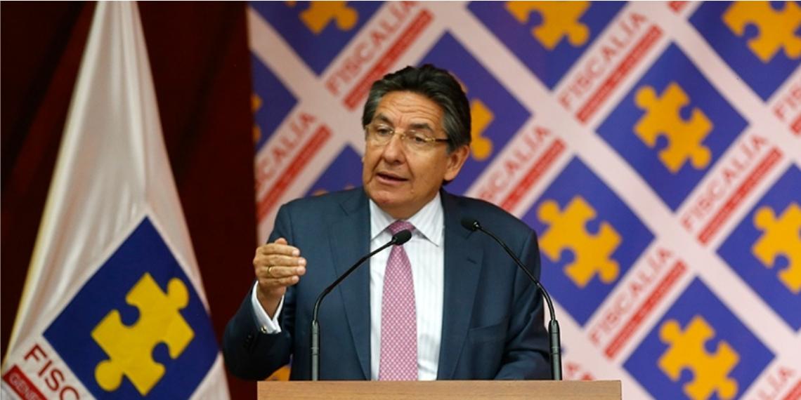 Néstor Humberto Martínez. Foto: Fiscalía General de la Nación.