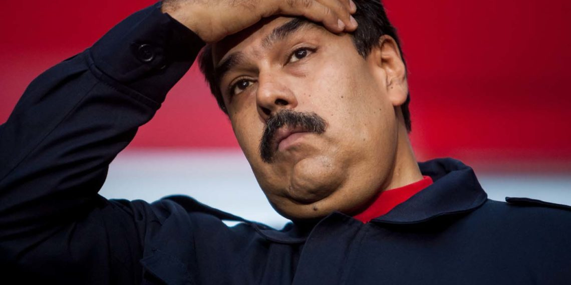 CAR13. CARACAS (VENEZUELA), 26/10/2015.- El mandatario venezolano, Nicolás Maduro. EFE/Miguel Gutiérrez