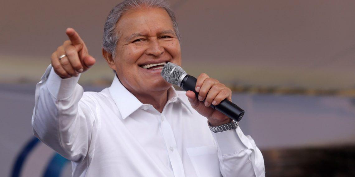 Sánchez Cerén