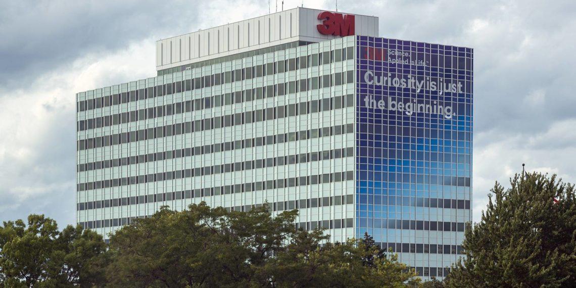 Edificio sede de 3M en Maplewood, Minnesota. Foto: Acroerion, Wikimedia Commons