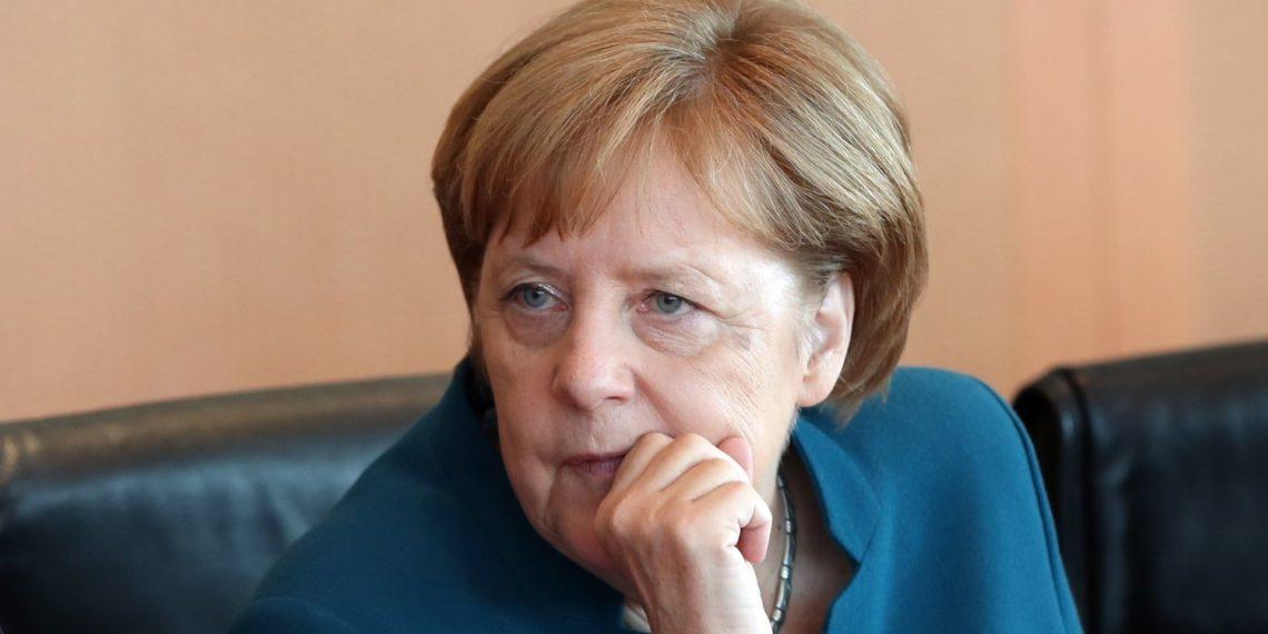 La canciller alemana, Angela Merkel. Foto: EFE