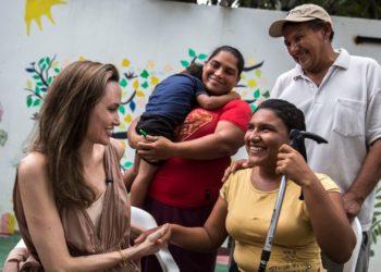 Angelina Jolie: 20.000 niños venezolanos pueden convertirse en apátridas