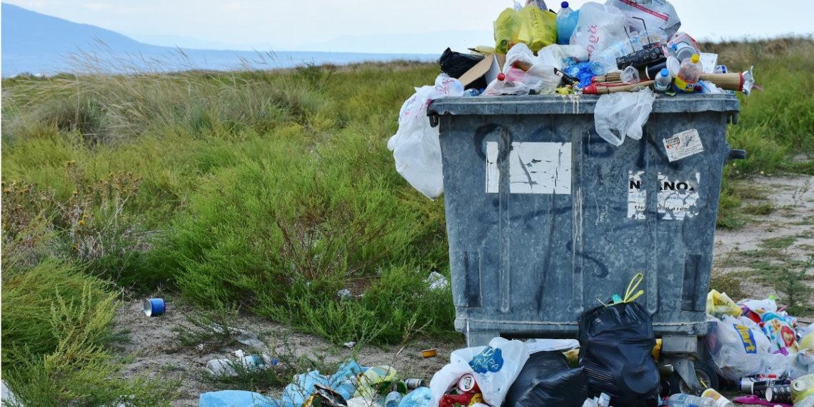 Con trabajo comunitario sancionarán a quienes sorprendan tirando basura