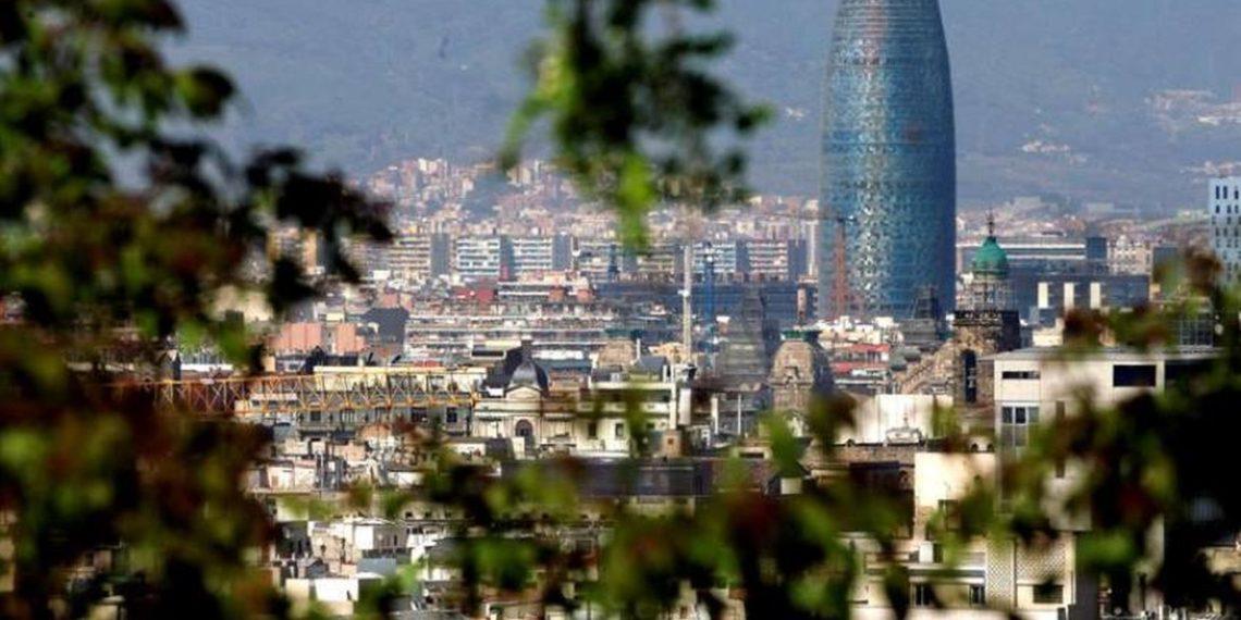 Ciudad de Barcelona. Foto: EFE