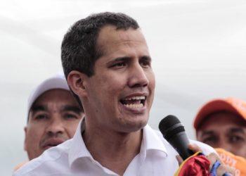 Juan Guaido. Crédito: EFE