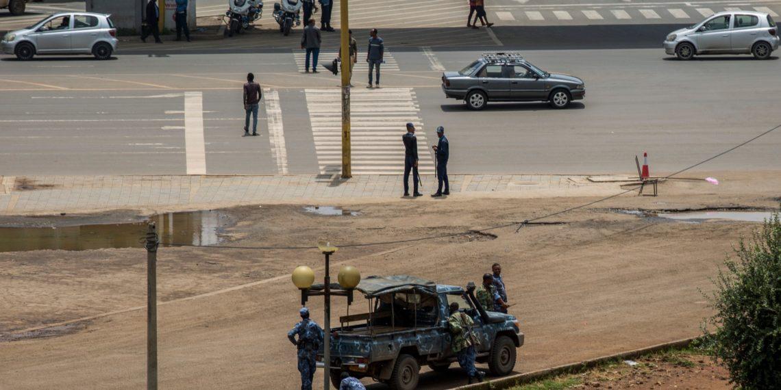 Intento de golpe en Etiopía. AP   Mulugeta Ayene