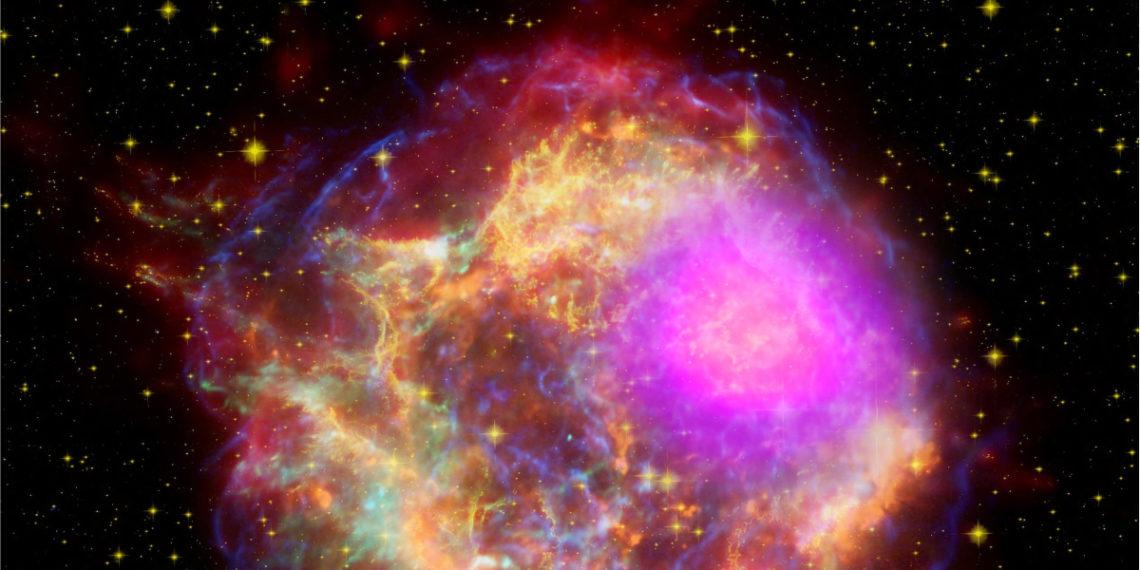 Descubren explosión de rayos gamma, uno de los fenómenos más raros del universo
