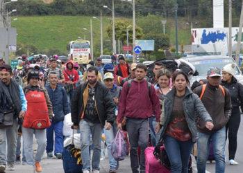 Venezuela aplicará visa de ingreso para ciudadanos peruanos