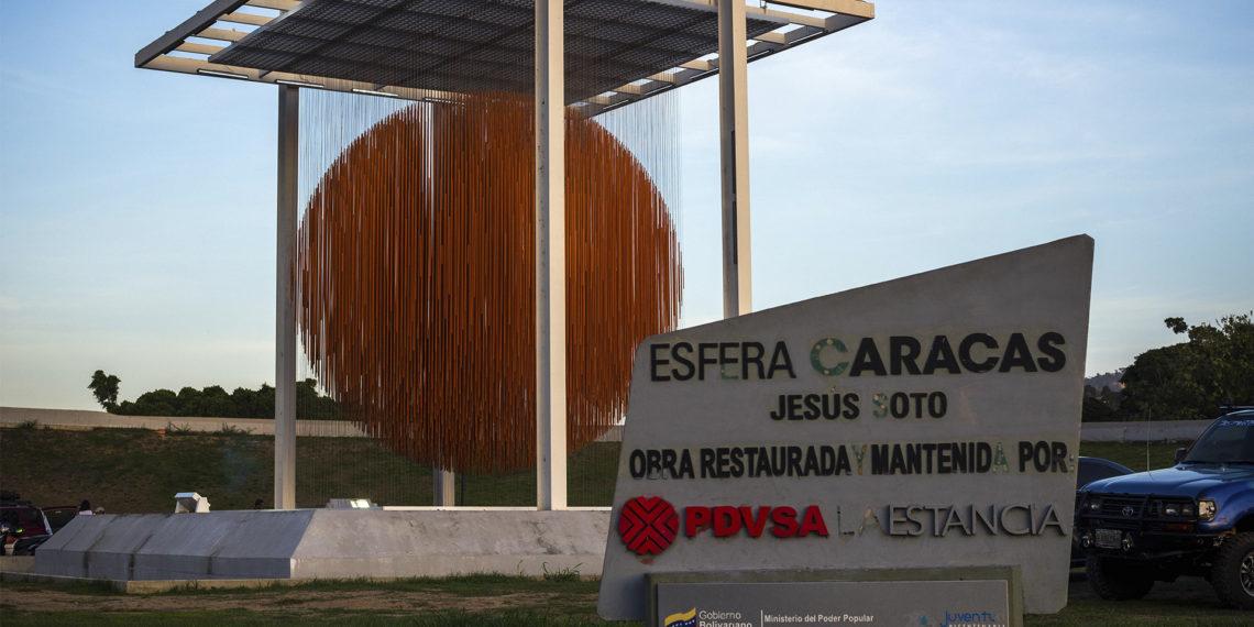 Frontal Esfera de Soto / Cristian Ruiz.