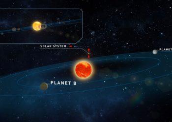 Descubren dos planetas similares a la Tierra que podrían ser habitables