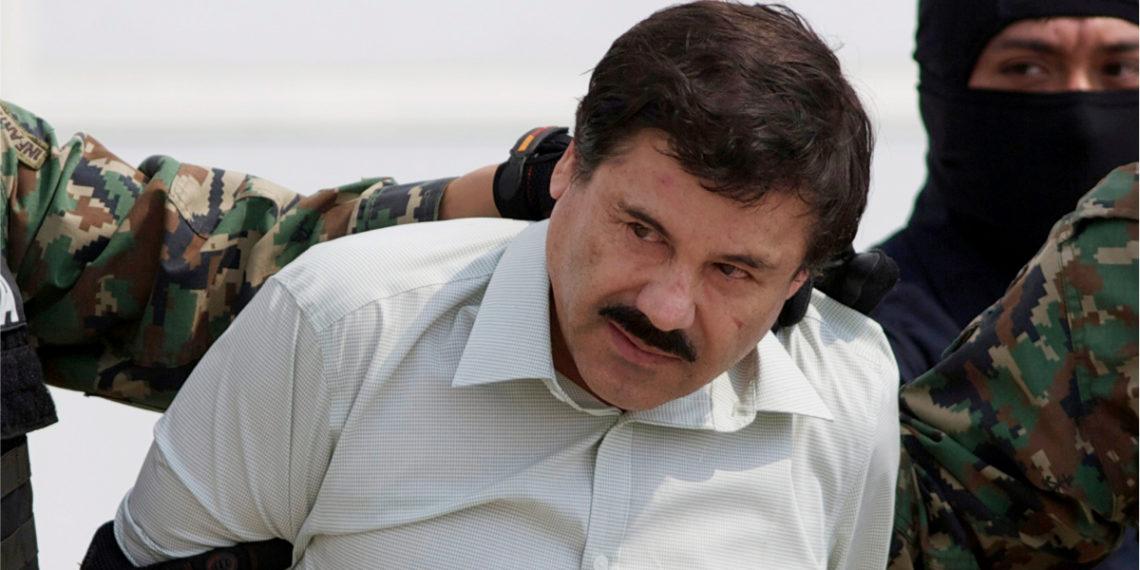 """El líder del Cartel de Sinaloa, Joaquín """"El Chapo"""" Guzmán. Foto: AP"""