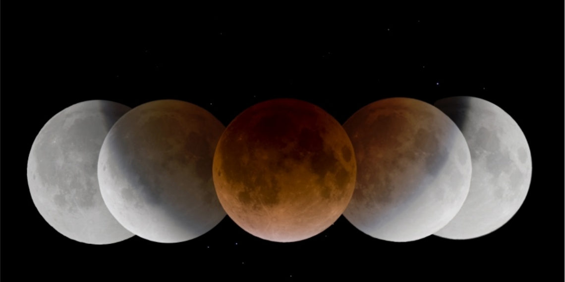 Foto: NASA / Wang, Letian.