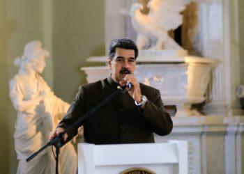 AFP PHOTO /  PRESIDENCIA VENEZUELA