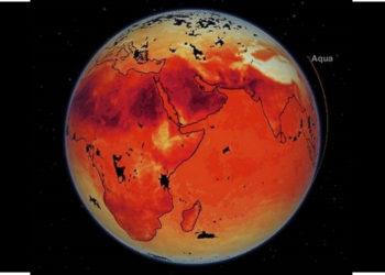 El mes de junio fue el más caliente que se ha registrado en el planeta desde 1880