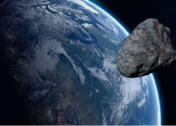 Imagen de referencia de un asteroide. Foto: Nasa