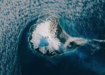 Foto: Copernicus Sentinel/ ESA