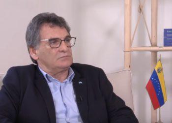 Avruj: Argentina va a tener que ayudar con un compromiso absoluto a Venezuela
