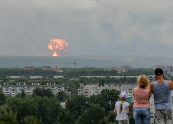 Lo que se sabe sobre el supuesto accidente nuclear en una base militar rusa