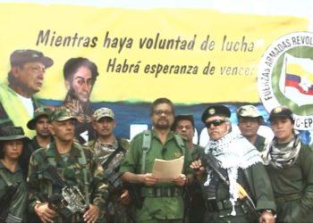 Exlíderes de las FARC reaparecen y anuncian que retomarán las armas