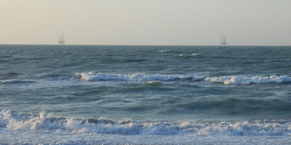 Científicos miden el tamaño de la 'zona muerta' en el Golfo de México