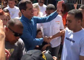 Guaidó instó a la población a «no dejarse joder» por los que están en el poder