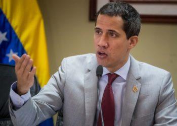 Juan Guaidó, presidente de la Asamblea Nacional. Foto: EFE