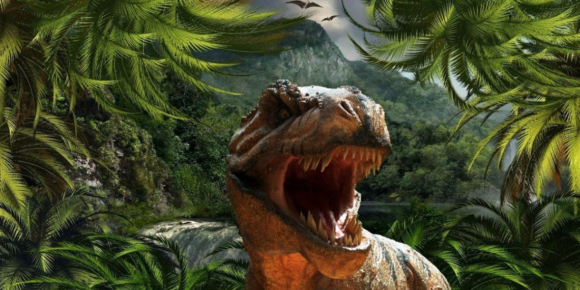 Imagen de referencia de Dinosaurio Tyrannosaurus rex. Foto: AzDude/ Pixabay.