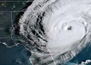 El huracán Dorian fue clasificado como uno de los más fuertes del Atlántico. Foto: NOAA