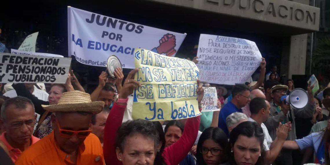 Foto: @VenteVenezuela