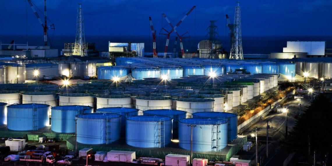 Planta Nuclear de Fukushima en Japón. Foto: AP