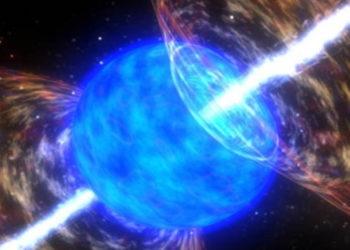 Descubren unos estallidos cósmicos que son más veloces que la luz