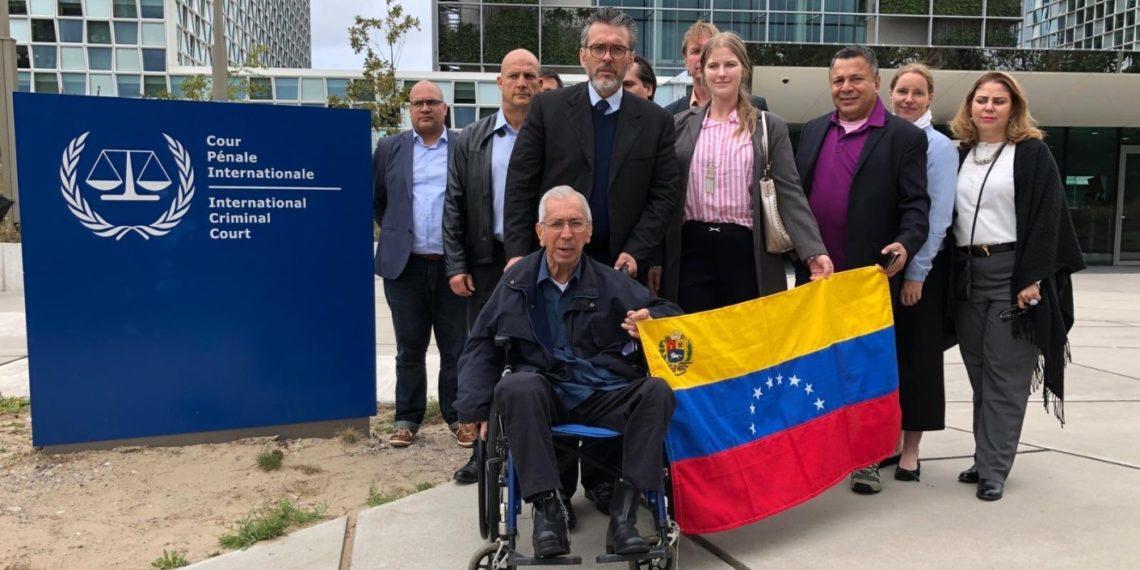 Exdiputado venezolano acusa a presidenta de la CPI de negligencia en el caso venezolano
