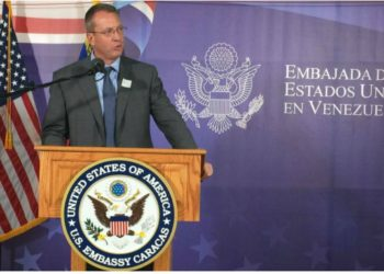 Foto: Embajada de EEUU en Caracas/Archivo
