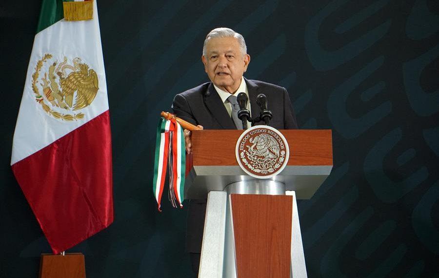 Coronavirus prueba López Obrador