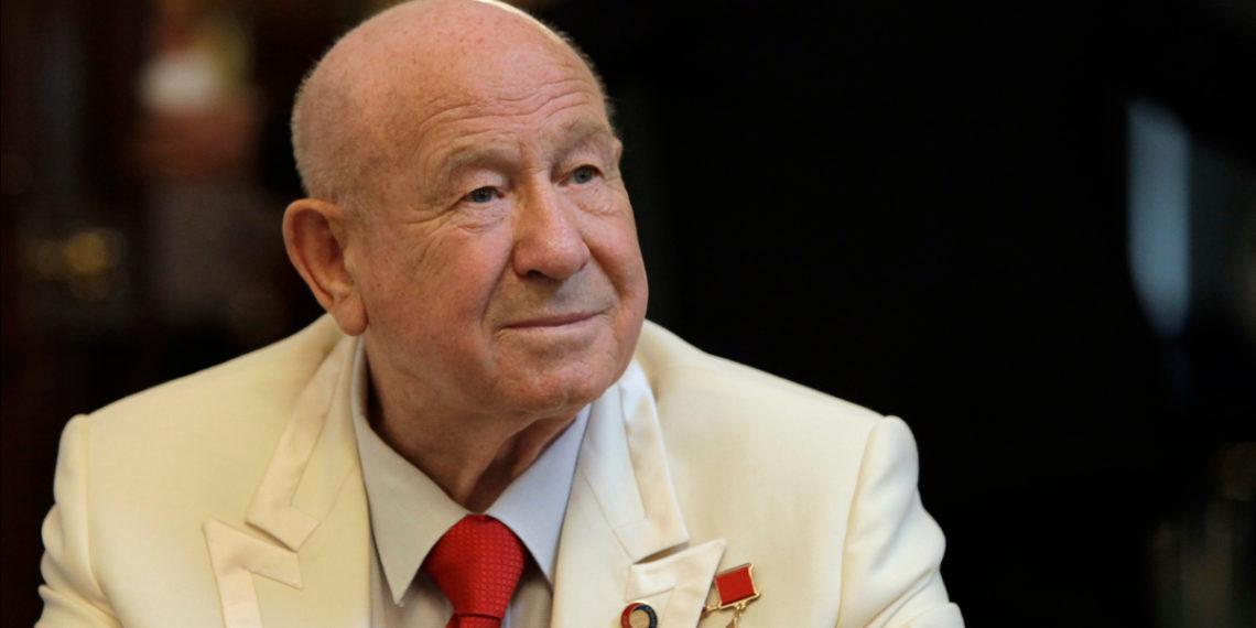 Alexéi Leónov. Foto: AP