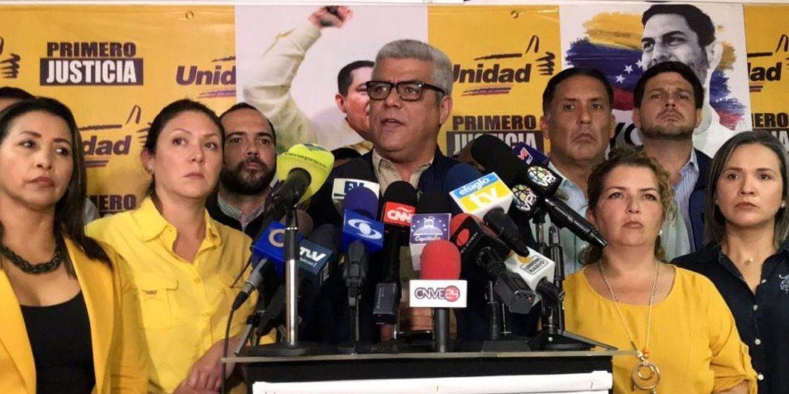Marquina reconoce poca afluencia de personas en la manifestación de este jueves