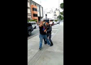 Policía retuvo por unas horas a «Cabeza e' Mango», conocido conductor de VTV