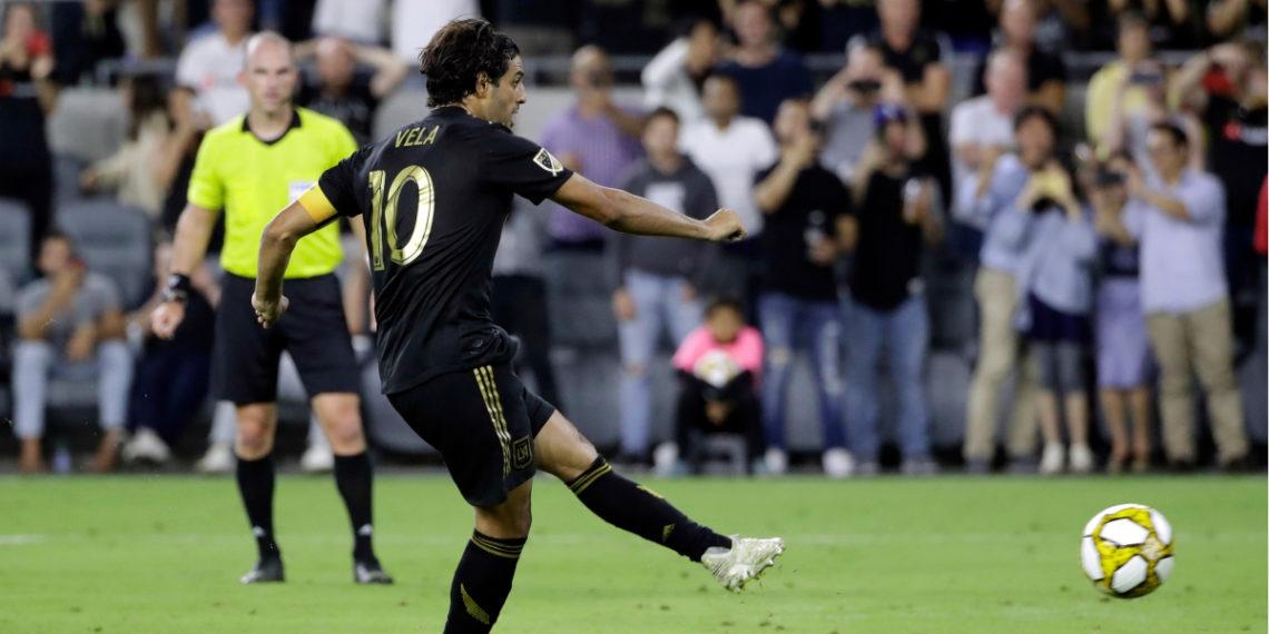 Carlos Vela, jugador mexicano. Foto; AP