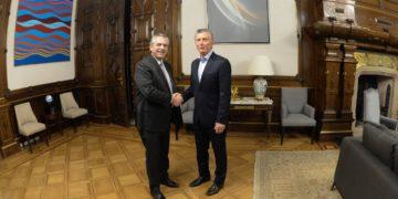 Foto: EFE/Presidencia de Argentina