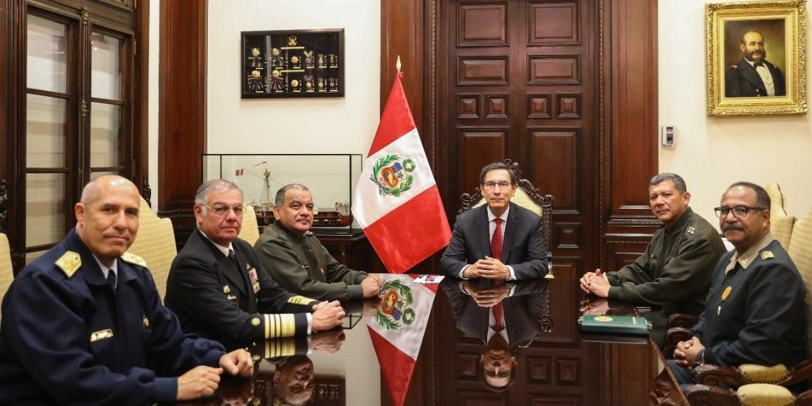 Foto: Presidencia Perú