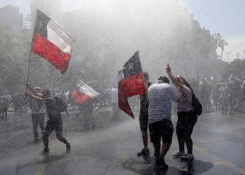 Crisis en Chile: Del perdón de Piñera al audio de la primera dama, las protestas continúan
