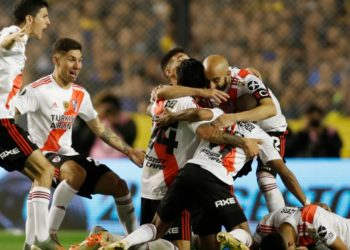 River Plate. Foto: AP