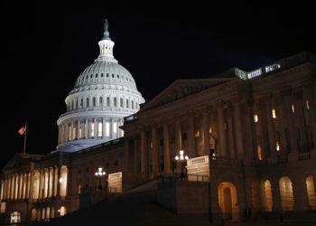 El Capitolio de Estados Unidos. Foto: AP